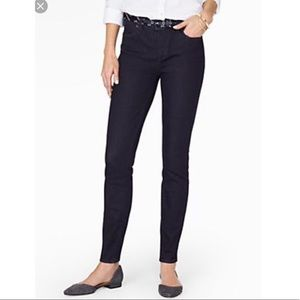 NWT Talbots flawless jeggings